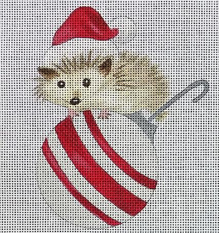 GA-X14 Ornament Hedgehog