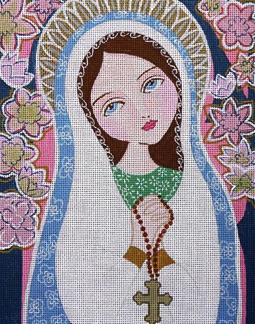 Rosary Mary