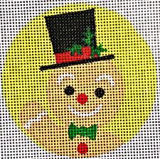 Top Hat Gingerbread
