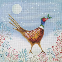IO-04 Winter Pheasant