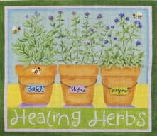 TK-17 Healing Herbs
