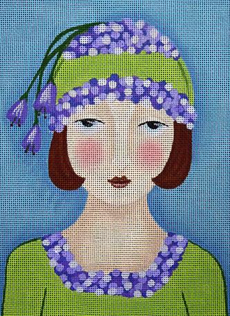 Hydrangia Girl