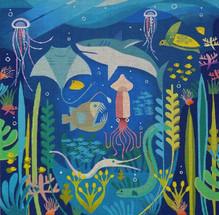 AS-06 Deep Sea Creatures