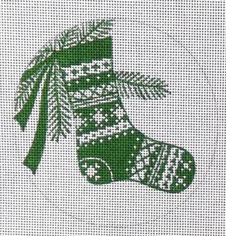 Green Stocking