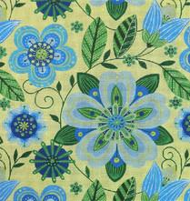 KB-02 Blue Floral