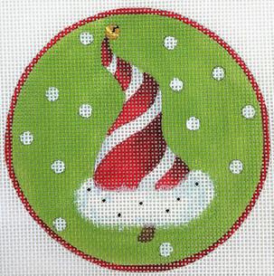 Red Santa Hat/Tree