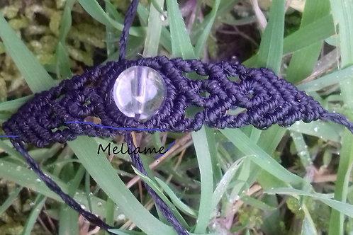 Petit bracelet Clara Cristal de Roche
