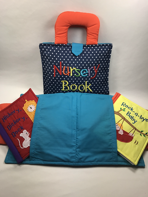 NURSERY BOOK (Blue)