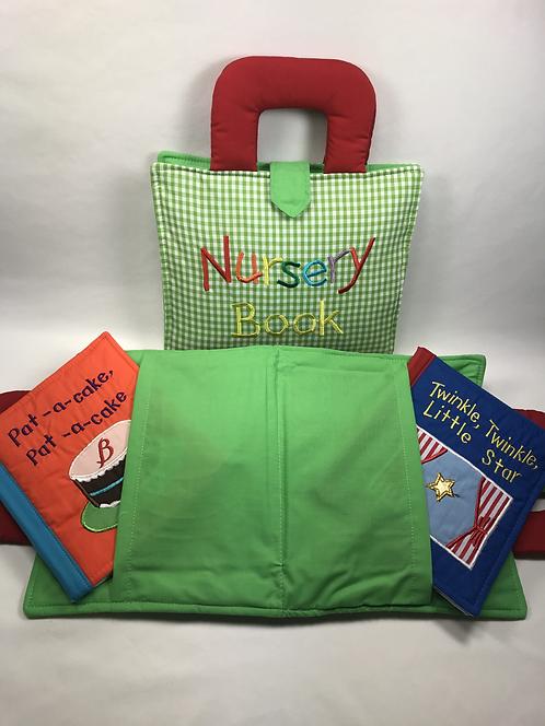 NURSERY BOOK (Green)