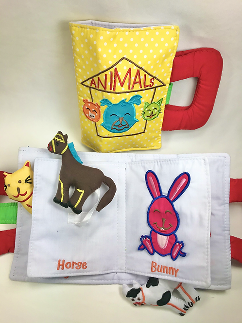 ANIMALS mini book