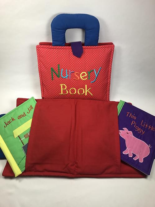NURSERY BOOK (Red)