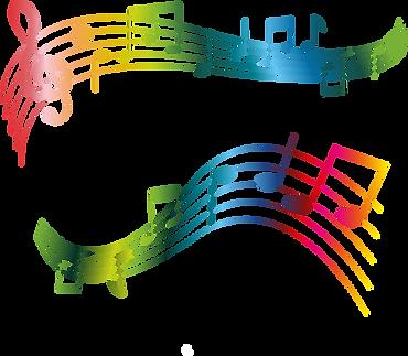 Notes musiquesmulicolores