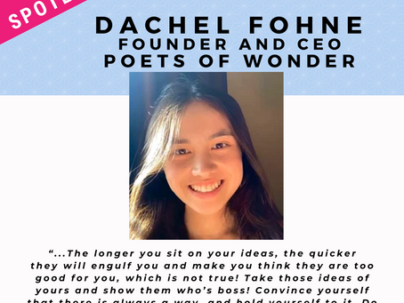 LEADER SPOTLIGHT: Dachel Fohne