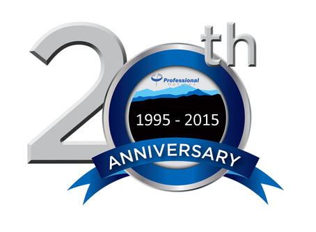 Professional Options Marks 20-Year Anniversary with a Year of Giveaways  (January 2015)