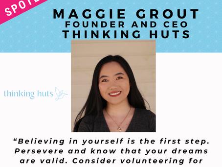 LEADER SPOTLIGHT: Maggie Grout