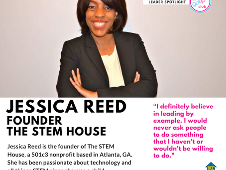 LEADERS SPOTLIGHT: Jessica Reed