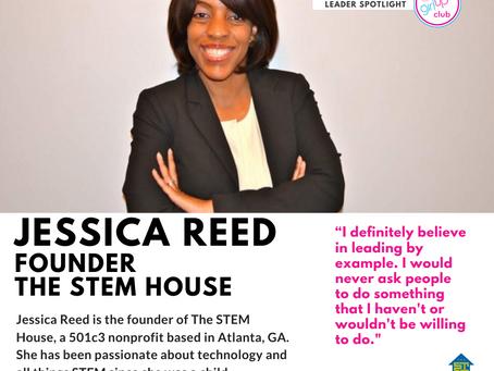 LEADERS SPOTLIGHT: Jessica Reed