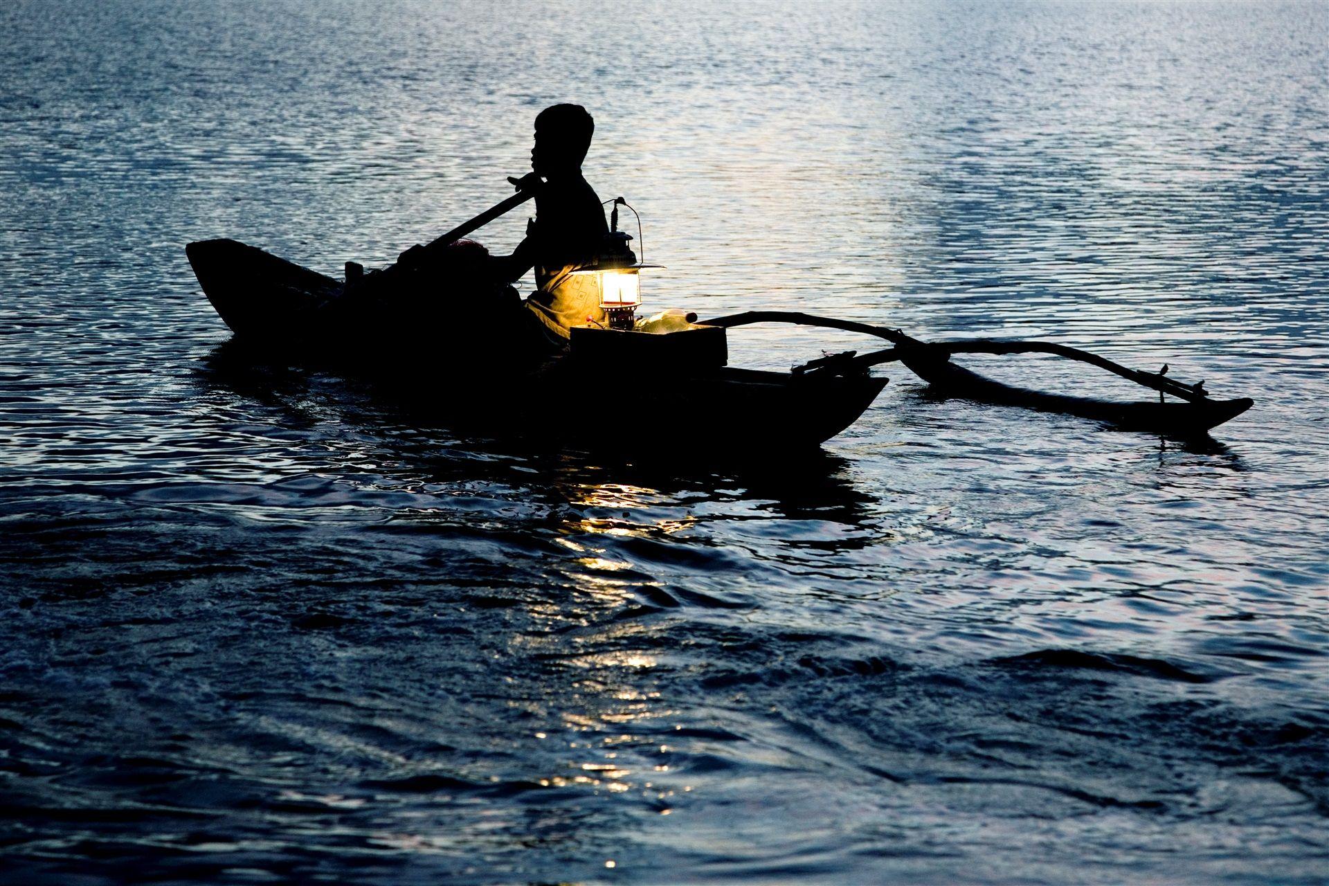Koggala Fisherman
