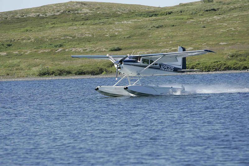 Get a plane to Lake Koggala