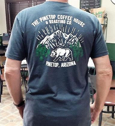 Pinetop Coffee House Tee Shirts