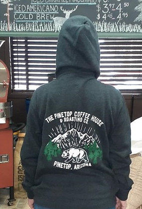 Pinetop Coffee House Hoodie