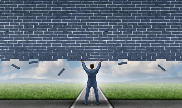 Blockaden des Erfolgs