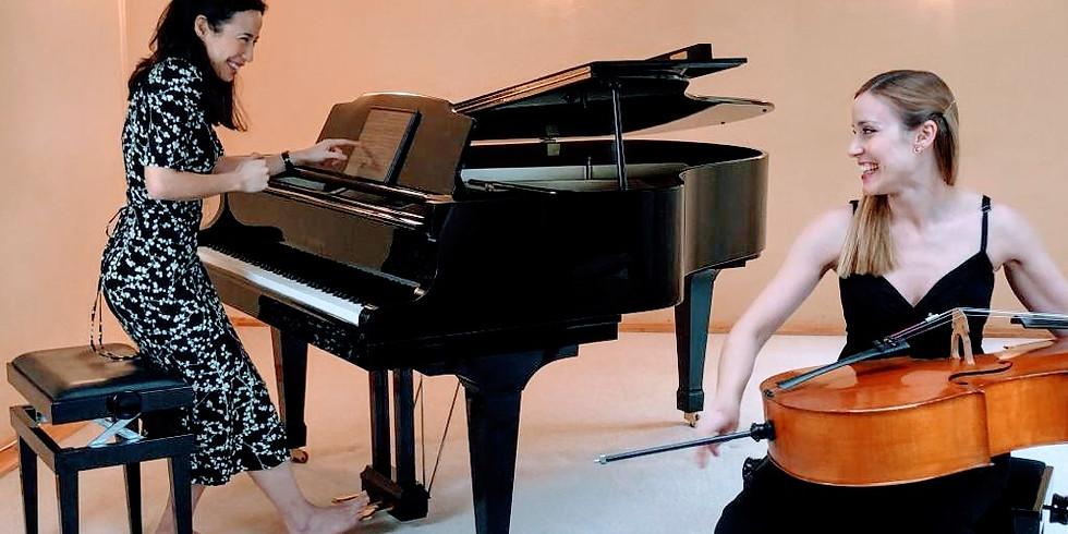 Zian (Cello & Piano Duo)
