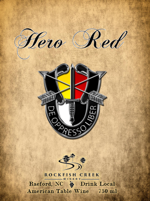 3SFG Anniversary Hero Red