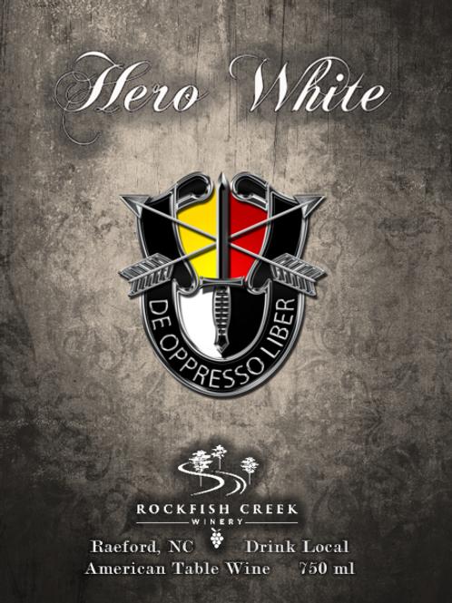 3SFG Anniversary Hero White