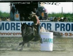 2010 JDP Barrel Race