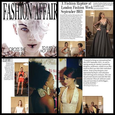 Fashion Affair Magazine