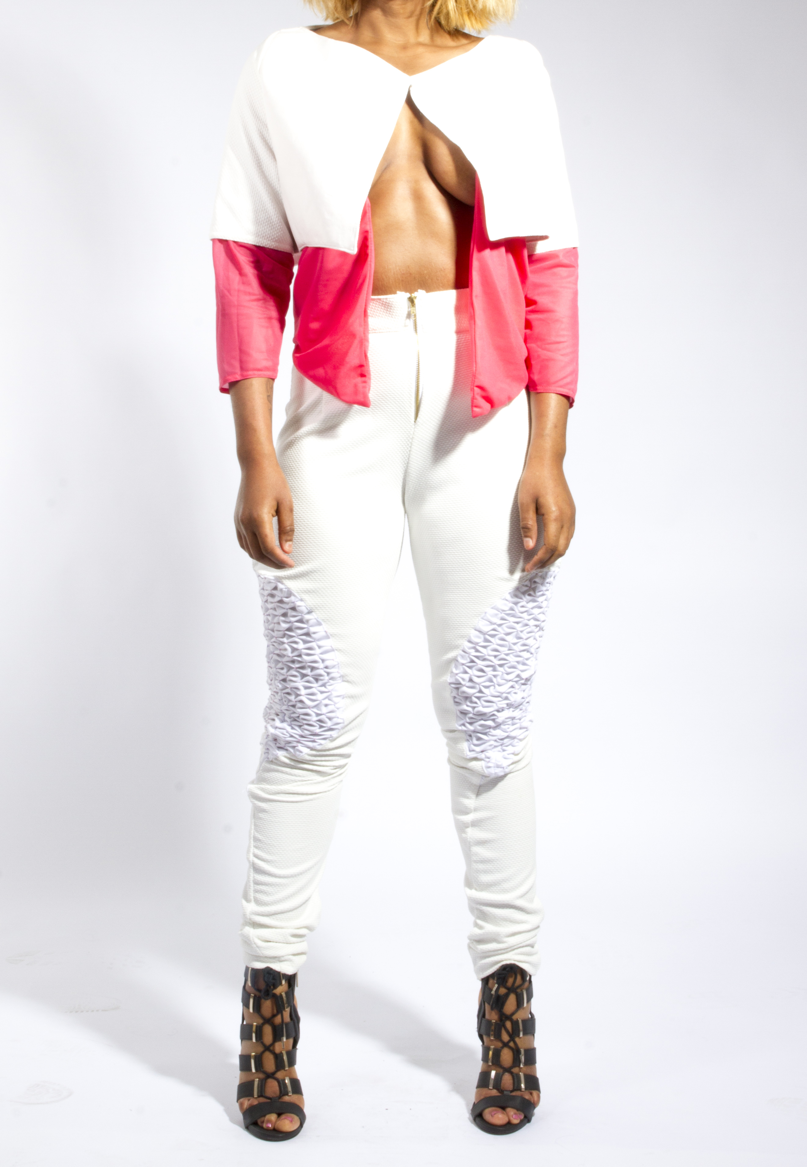 Layer Jacket & Honeycomb Trousers