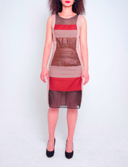 9 Panel Dress