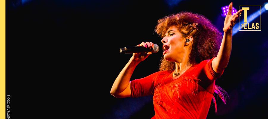 Crítica: Vanessa da Mata levou show solar à Niterói