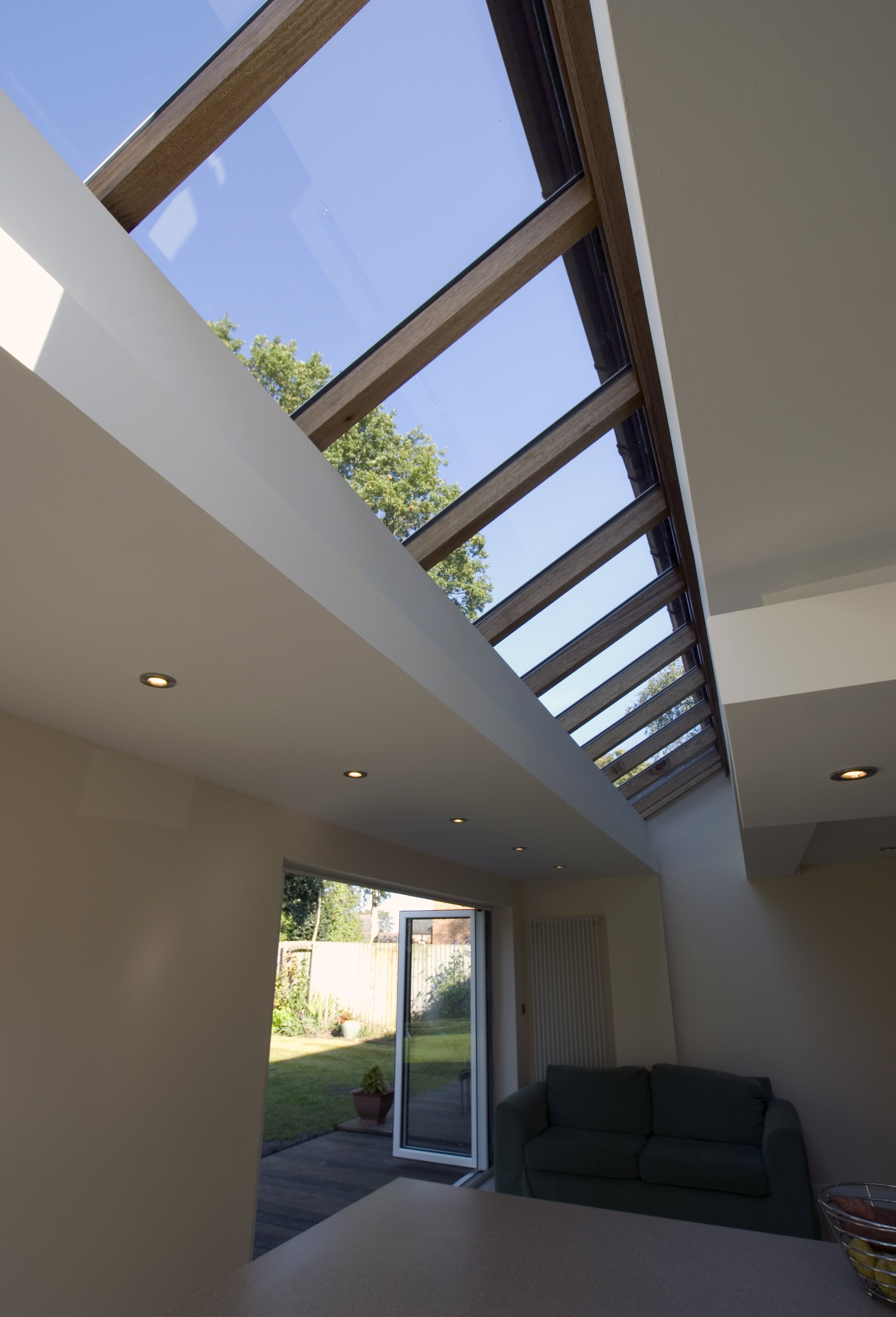Strip Rooflight