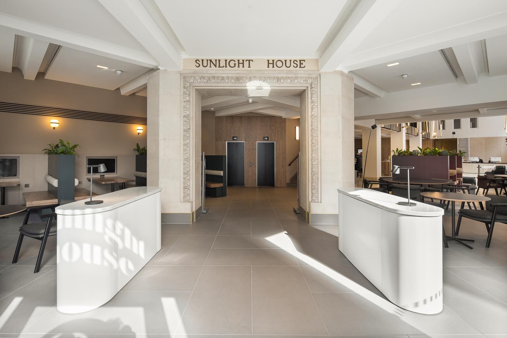 Sunlight interior