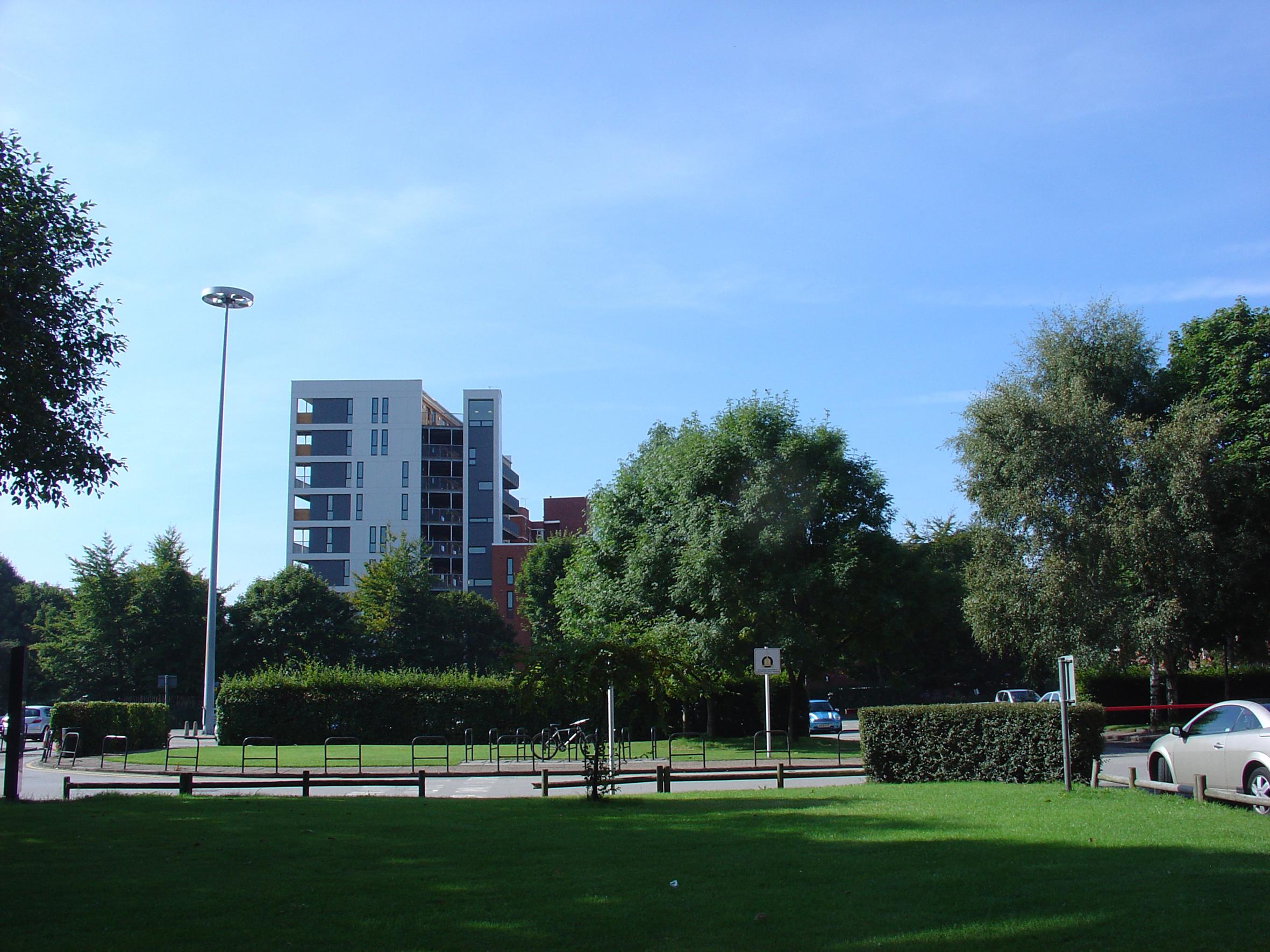 Trinity Court, Manchester