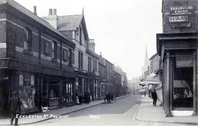 54 and 56 Eccleston St - Early C20th.jpg
