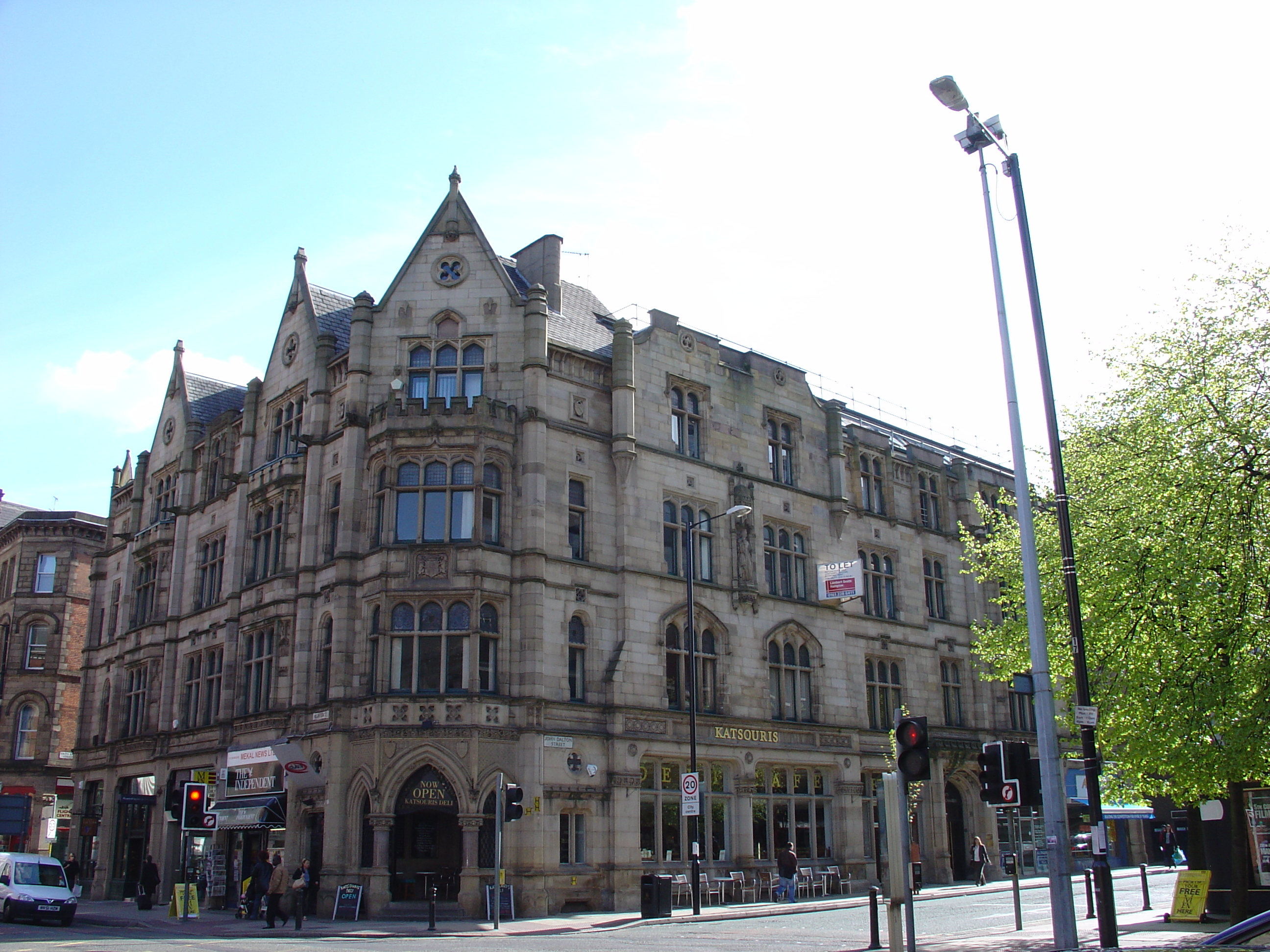 Queens Chambers
