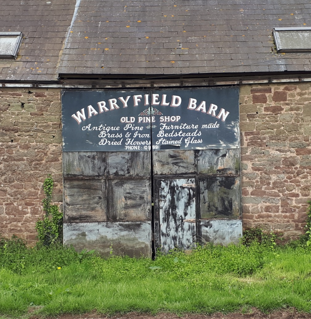 Warryfield Farm, Herefordshire