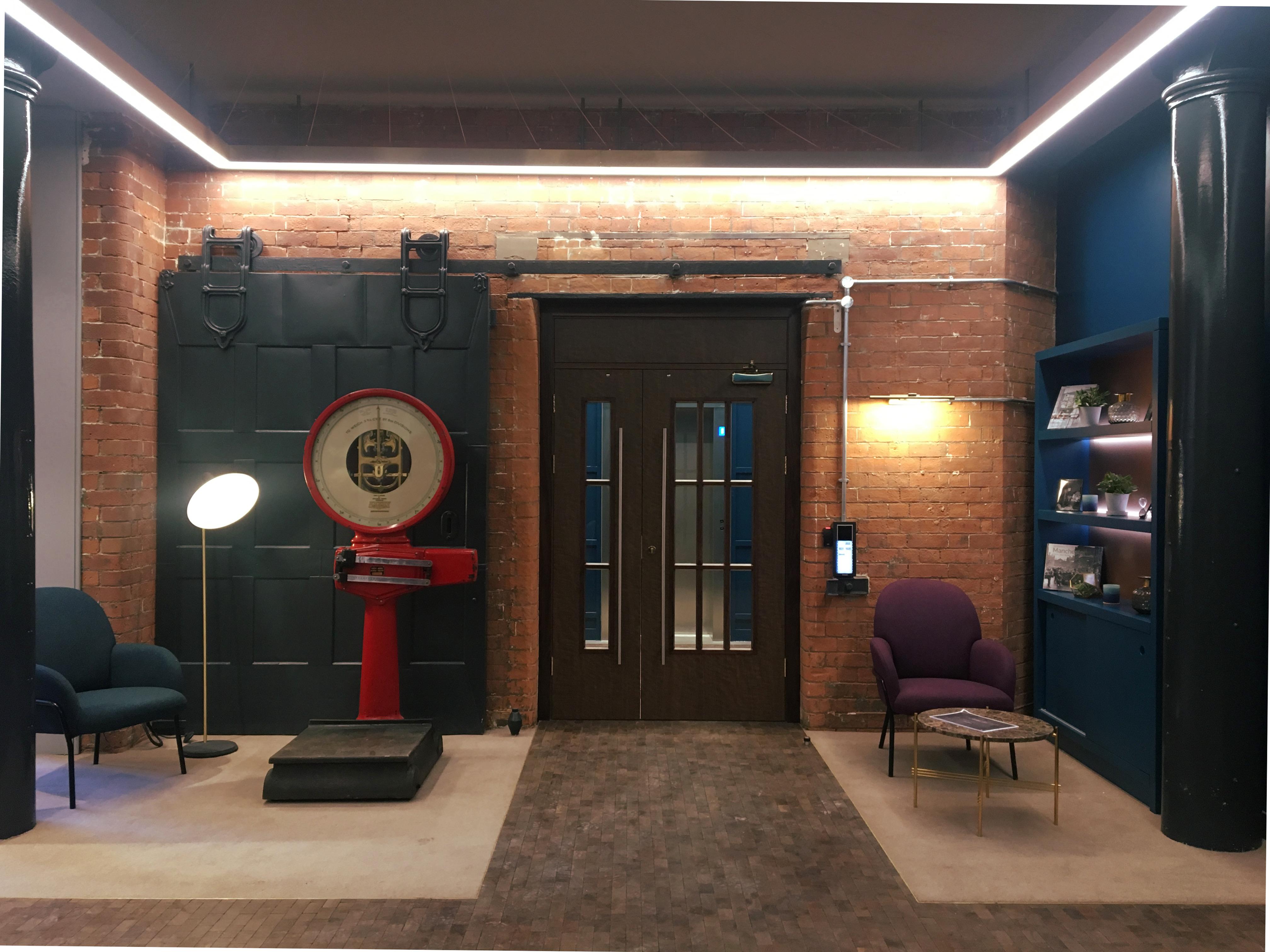 foyer scheme