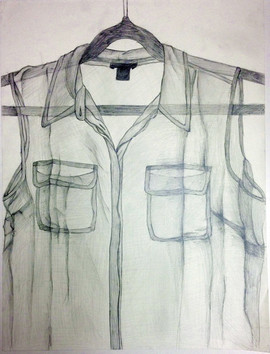 9_Ann Stoddard Drawing I Blouse_pencil.j