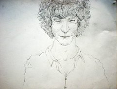 17_Ann Stoddard Drawing 1-Student Self P