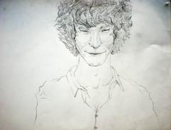 17_Ann Stoddard Drawing 1-Student Self P