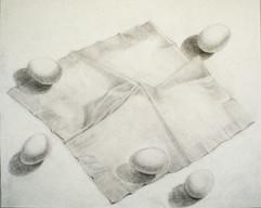 8_Ann Stoddard Drawing I-Eggs Napkin hig