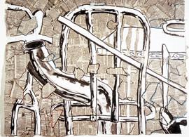 7_Ann Stoddard Drawing I Collaged Negati