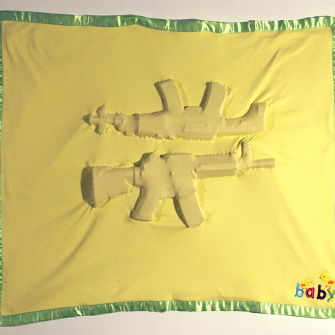 11. Concealed Carry X-yellow