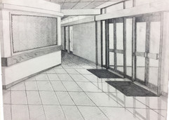 19_Ann Stoddard Student Drawing Perspect
