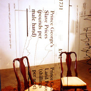 Political Economy of Side Chairs