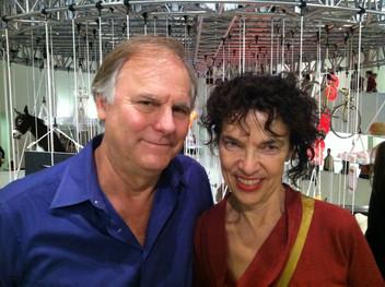 John Straub & Ann Stoddard